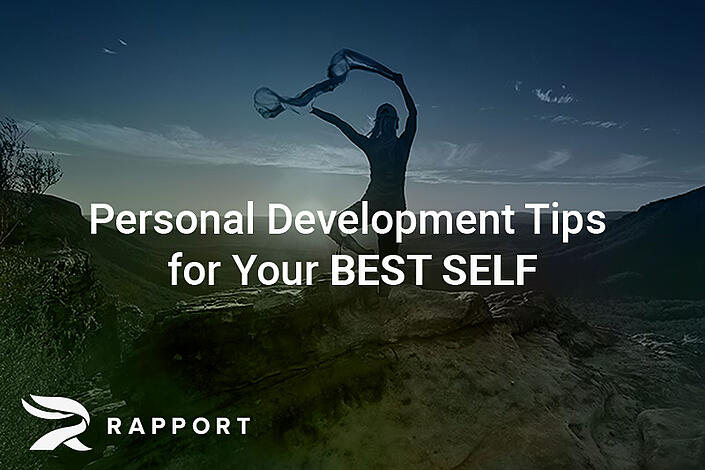 14 Personal Development Tips to Help You Find Your Best Self