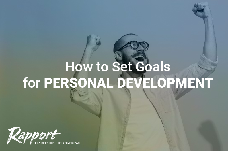 How to Set Goals for Personal Development