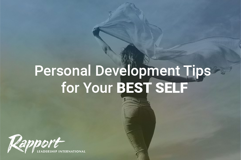 Personal Development Tips for Your Best Self