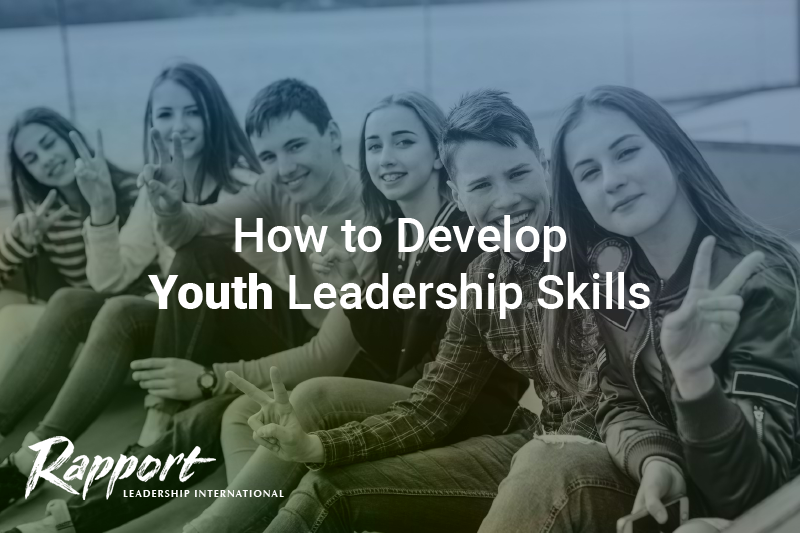 How to Develop Youth Leadership Skills